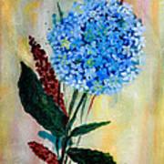 Flower Decor Poster by Nirdesha Munasinghe