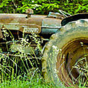 Fordson Major Diesel Two Poster by Robert J Andler