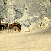 Forgotten Harvest Poster by Luke Moore