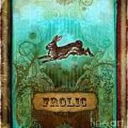 Frolic Poster by Aimee Stewart