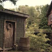 Frye's Measure Mill Poster by Joann Vitali