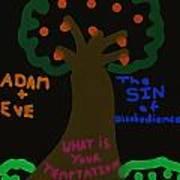 Garden Of Evil Poster by Michael Jordan