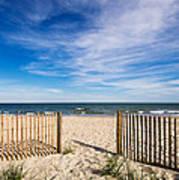 Gateway To Serenity Myrtle Beach Sc Poster by Stephanie McDowell