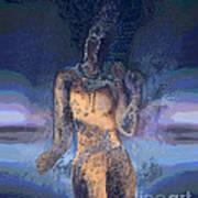 Goddess Poster by Ursula Freer