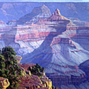Grand Canyon Poster by Randy Follis