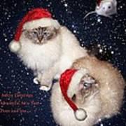 Happy Holidays Poster by Gun Legler