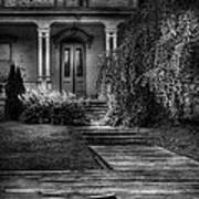 Haunted - Haunted II Poster by Mike Savad