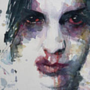 Haunted   Poster by Paul Lovering