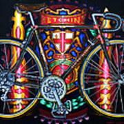 Hetchins Poster by Mark Howard Jones