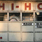 Hi-ho Poster by Peter Veljkovich