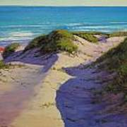 Hidden Dunes Poster by Graham Gercken