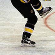 Hockey Dance Poster by Karol Livote