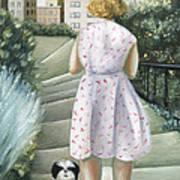Home Study Poster by Caroline Jennings