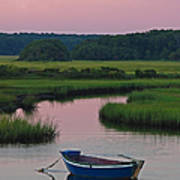 Idyllic Cape Cod Poster by Juergen Roth