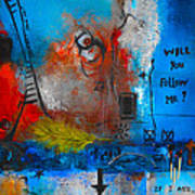 If I Ask Poster by Mirko Gallery