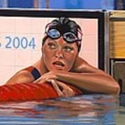 Inge De Bruijn Poster by Paul Meijering