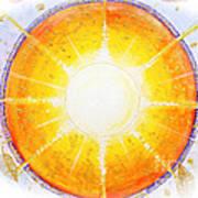 Inner Light Poster by Moira Rowe