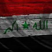 Iraq Poster by Joe Hamilton