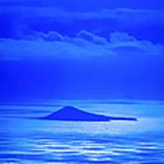 Island Of Yesterday Poster by Christi Kraft