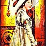 Jersey Lil Langtry Poster by Larry Lamb