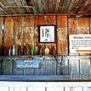 Jersey Lilly Saloon Poster by Avis  Noelle