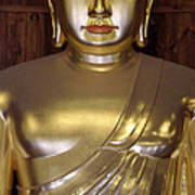 Jogyesa Buddha Poster by Jean Hall