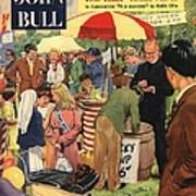 John Bull 1956 1950s Uk Schools Poster by The Advertising Archives