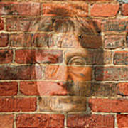 John Lennon 2 Poster by Andrew Fare