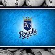 Kansas City Royals Poster by Joe Hamilton