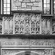 Kenyon College Samuel Mather Hall Poster by University Icons