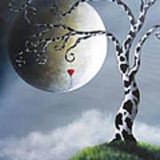 Key To My Imagination By Shawna Erback Poster by Shawna Erback