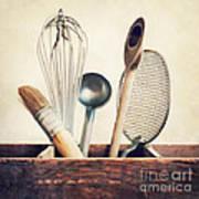 Kitchenware Poster by Priska Wettstein