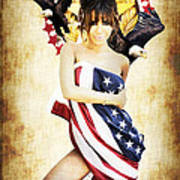 La Americana Poster by D H Carter