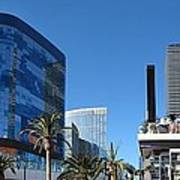 Las Vegas - Cosmopolitan Casino - 12121 Poster by DC Photographer