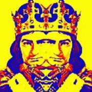 Laurence Olivier Double In Richard IIi Poster by Art Cinema Gallery