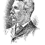 Leonard Wood (1860-1927) Poster by Granger