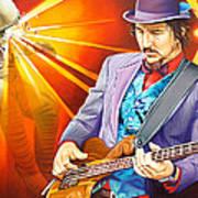 Les Claypool's-sonic Boom Poster by Joshua Morton