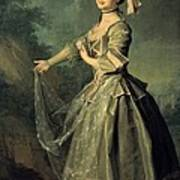 Levitskidmitri Grigorievich 1735-1822 Poster by Everett