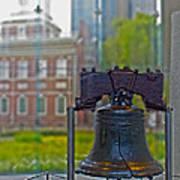 Liberty Bell Poster by Tom Gari Gallery-Three-Photography
