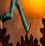 Life Poster by Bob Orsillo