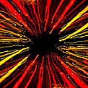 Light Fantastic 01 Poster by Natalie Kinnear