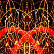Light Fantastic 17 Poster by Natalie Kinnear