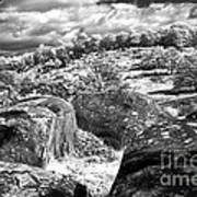 Little Roundtop Overlooking Devils Den Poster by Paul W Faust -  Impressions of Light