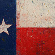 Lone Star Poster by Michael Creese