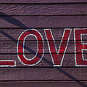 Love Poster by Garry Gay
