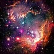 Magellanic Cloud 2 Poster by Jennifer Rondinelli Reilly - Fine Art Photography