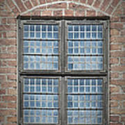 Malmohus Window Poster by Antony McAulay