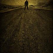 Man On A Mission Poster by Evelina Kremsdorf