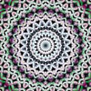 Mandala 40 Poster by Terry Reynoldson