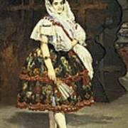 Manet, �douard 1832-1883. Lola De Poster by Everett